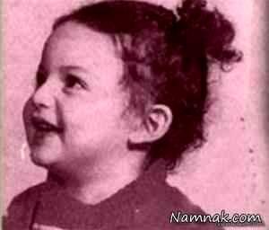 کودکی شیلا خداداد