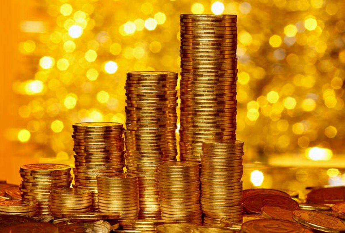 سکه 400 هزار تومانی ارزان شد | شنبه 99/8/10