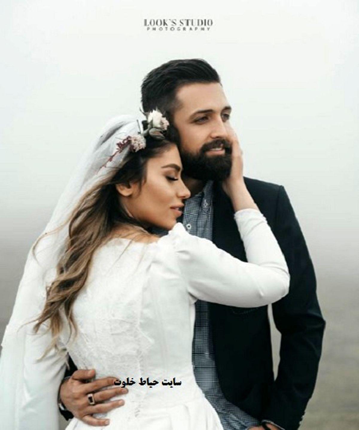 درخواست طلاق سویل از محسن افشانی بعد از بچه دار شدن بخاطر خیانت + فیلم