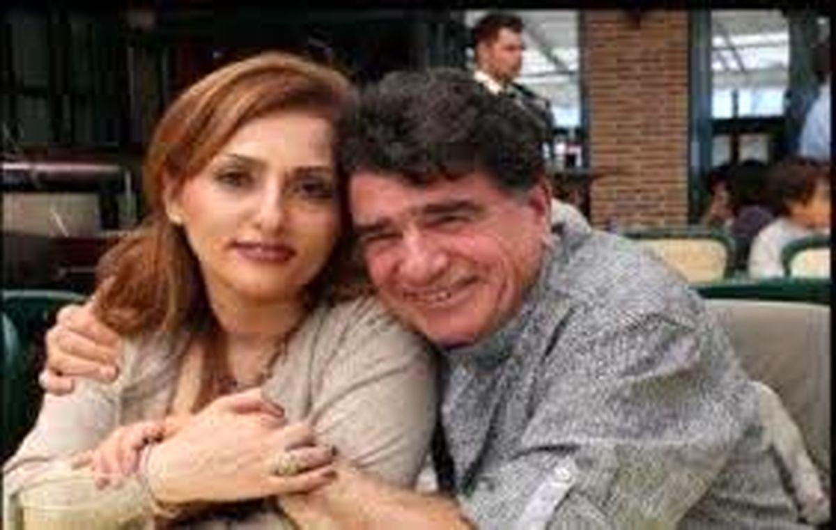عکس محمدرضا شجریان کنار همسر اول و دومش + عکس دونفره