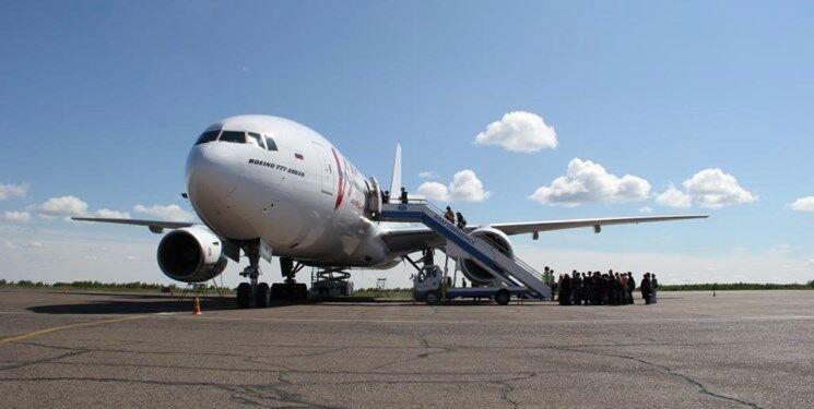 ترددبیش از ۶۵ هزار مسافر بهار ۱۴۰۰ در فرودگاه قشم