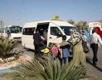 × بسیج همگانی کارکنان شرکت عمران ، آب و خدمات کیش برای جبران کمبود تاکسی های شهری