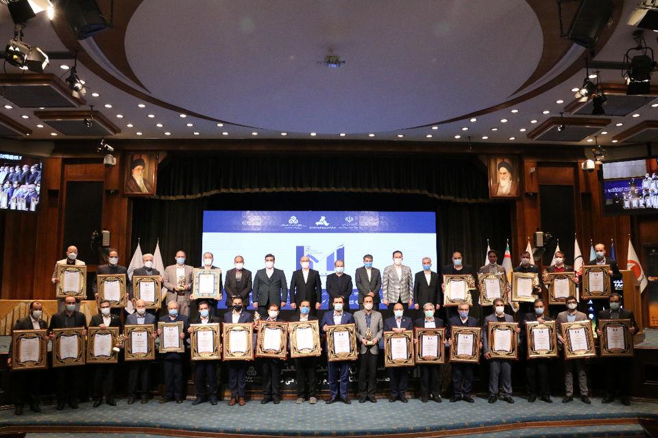 معرفی و تقدیر از 500 شرکت برتر کشور