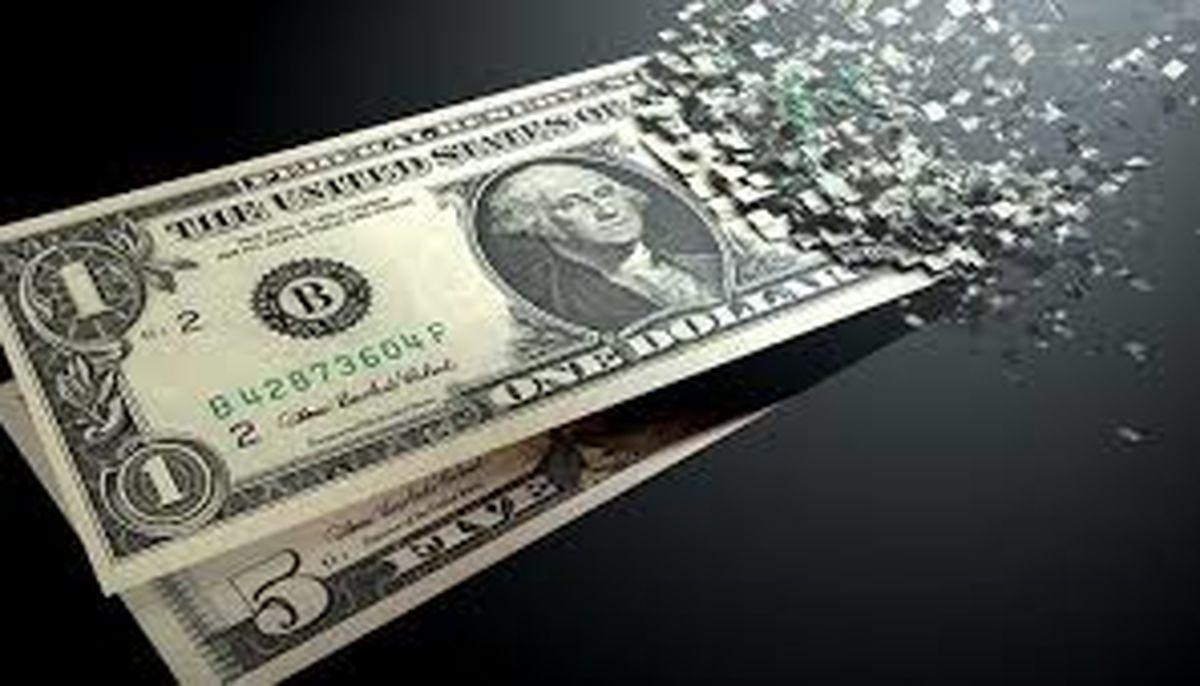 دلار سقوط کرد ( شنبه 99/8/24 )