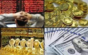 پیش بینی طلا و سکه ، ارز و بورس در سال 99 + جدول