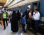 ۱۰۴ قطار رایگان حومهای برای جابه جایی عزاداران اختصاص داده شد