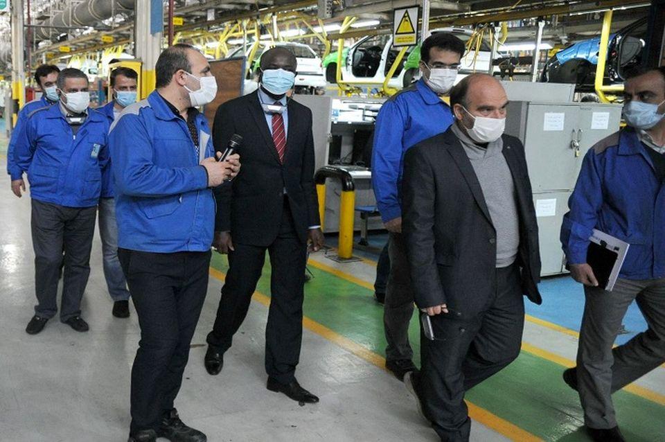 توسعه ناوگان حمل و نقل سنگال با محصولات ایرانی