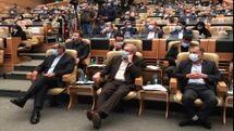 آیین تکریم غلامحسین مظفری و معارفه جعفرآهنگران سرپرست سازمان منطقه آزاد کیش