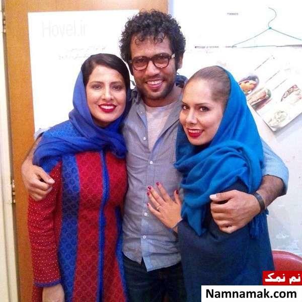 بیوگرافی آیدا کیخایی بازیگر و همسرش محمد یعقوبی