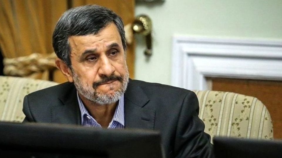 چرا محمود احمدی نژاد رد صلاحیت شد؟
