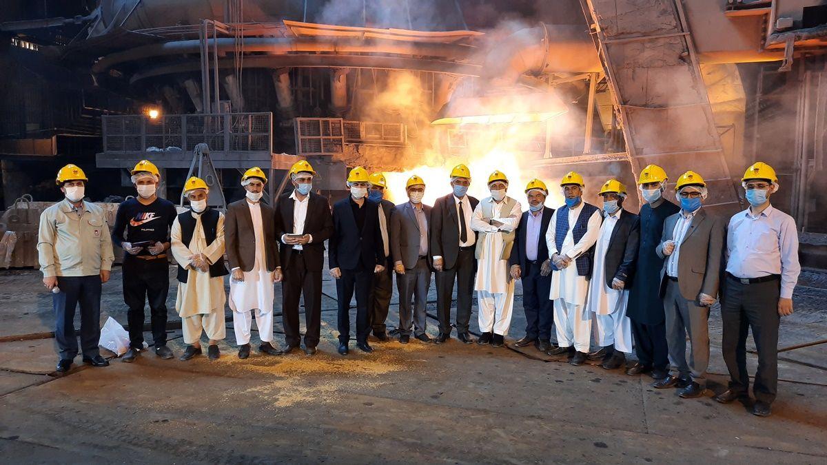 محصولات ذوب آهن اصفهان، ساختمان سازی در افغانستان را متحول خواهد کرد