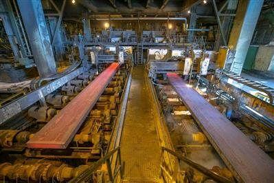 شرکت فولاد مبارکه در میان ۵۰ شرکت بزرگ تولید کننده فولاد در جهان
