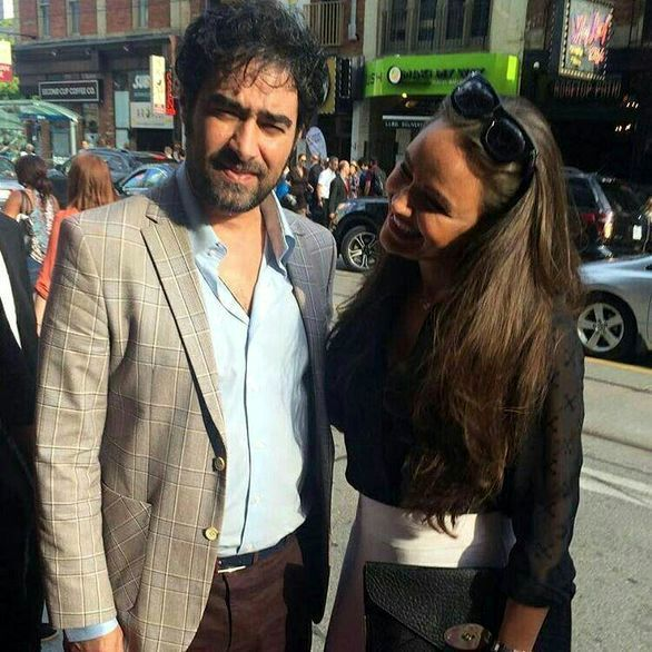 شهاب حسینی و همسرش + بیوگرافی