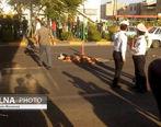 مرگ دختر جوان بر اثر سقوط از پل دانشگاه رجا در قزوین