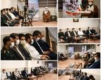 مراسم تجلیل از آزادگان سرافراز جزیره قشم برگزار شد