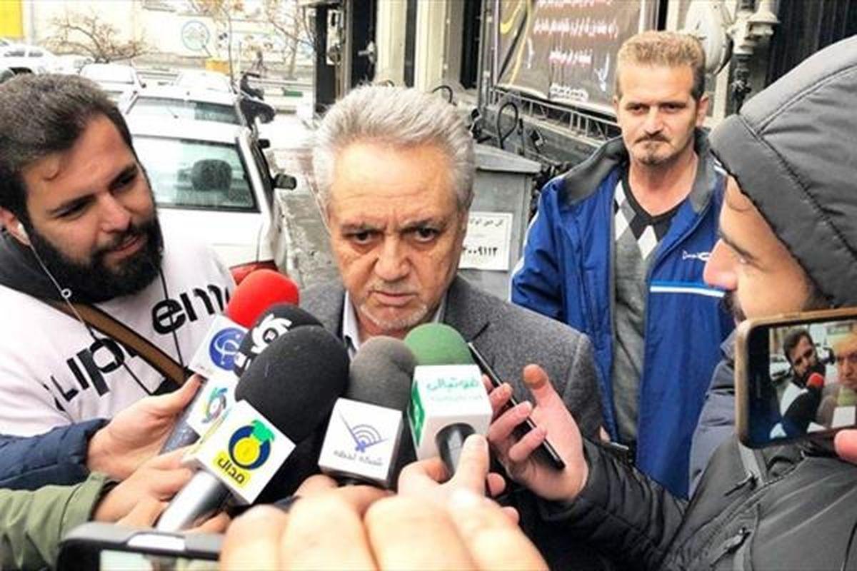واکنش عجیب مدیر عامل سپاهان به جدایی قلعه نویی