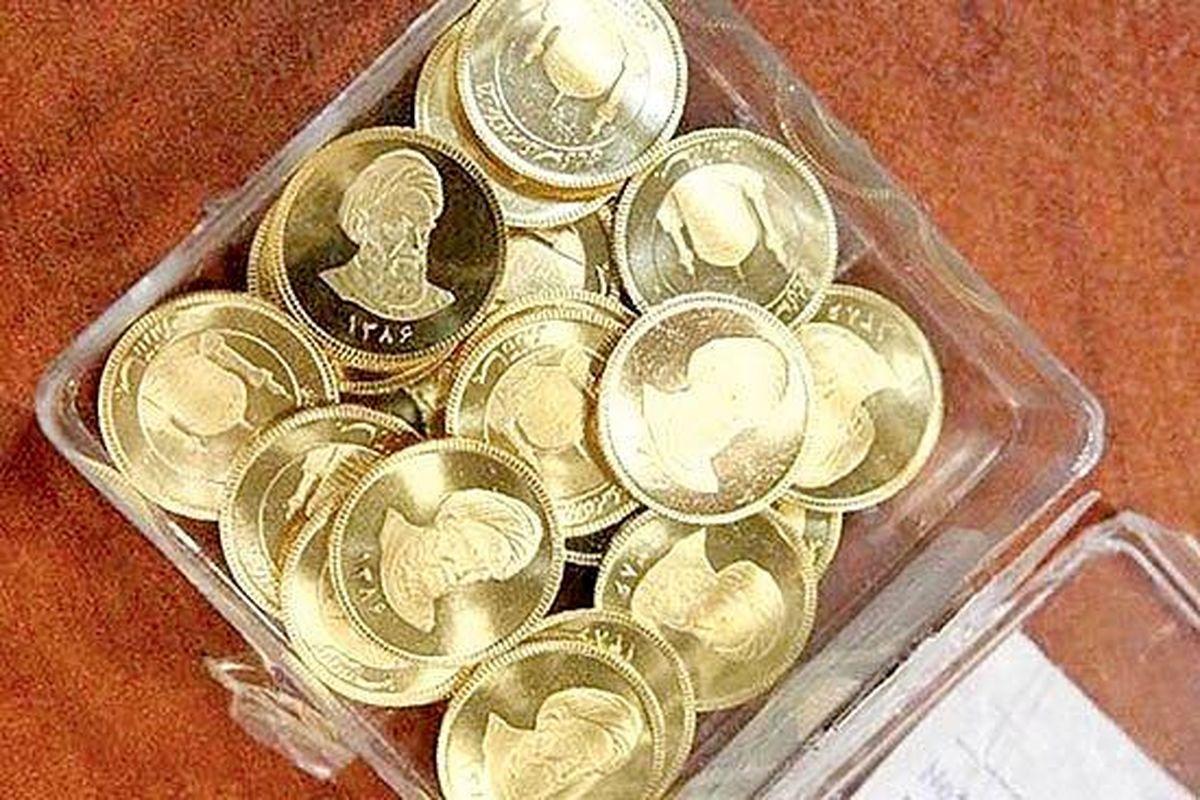 تازه ترین قیمت سکه و دلار در بازار پنجشنبه 3 بهمن + جدول