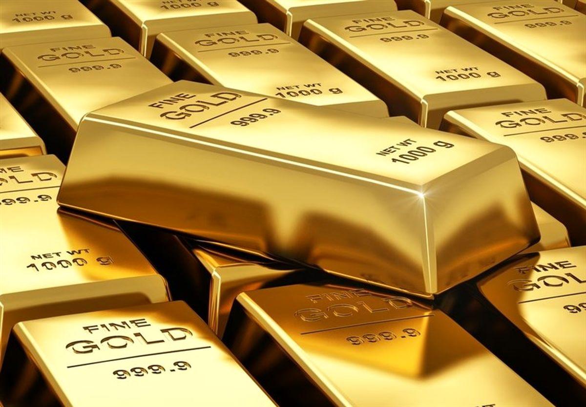 قیمت طلا در بازار جهانی چهارشنبه 23 بهمن + جزئیات