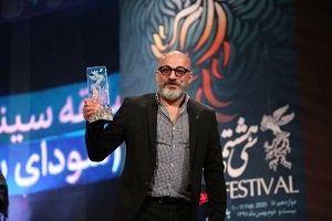 صحبت های جنجالی امیر اقایی در جشنواره فیلم فجر + فیلم