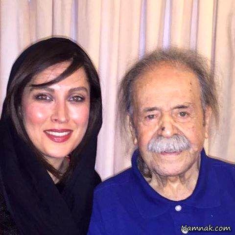 محمد علی کشاورز و مهتاب کرامتی
