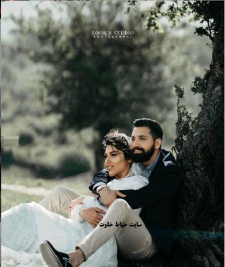 عکس های عروسی محسن افشانی