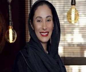 حمله مهران مدیری به سحر زکریا | عکس