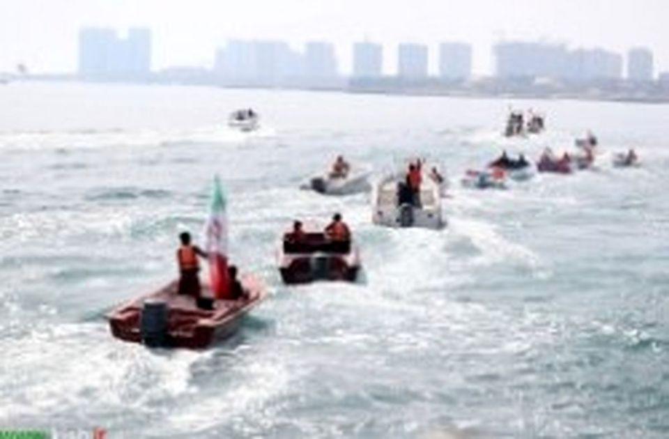 حضور کیش در شبکه های سراسری رسانه ملی در روز ملی خلیج فارس