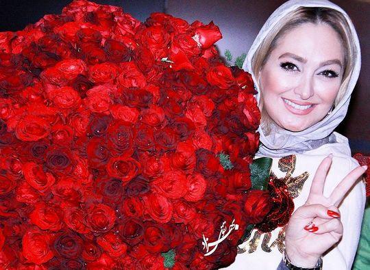 با همسر دوم الهام حمیدی بیشتر آشنا شوید + عکس
