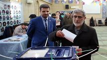 عکس دیده نشده و جالب از شناسنامه سردار قاانی در انتخابات + عکس