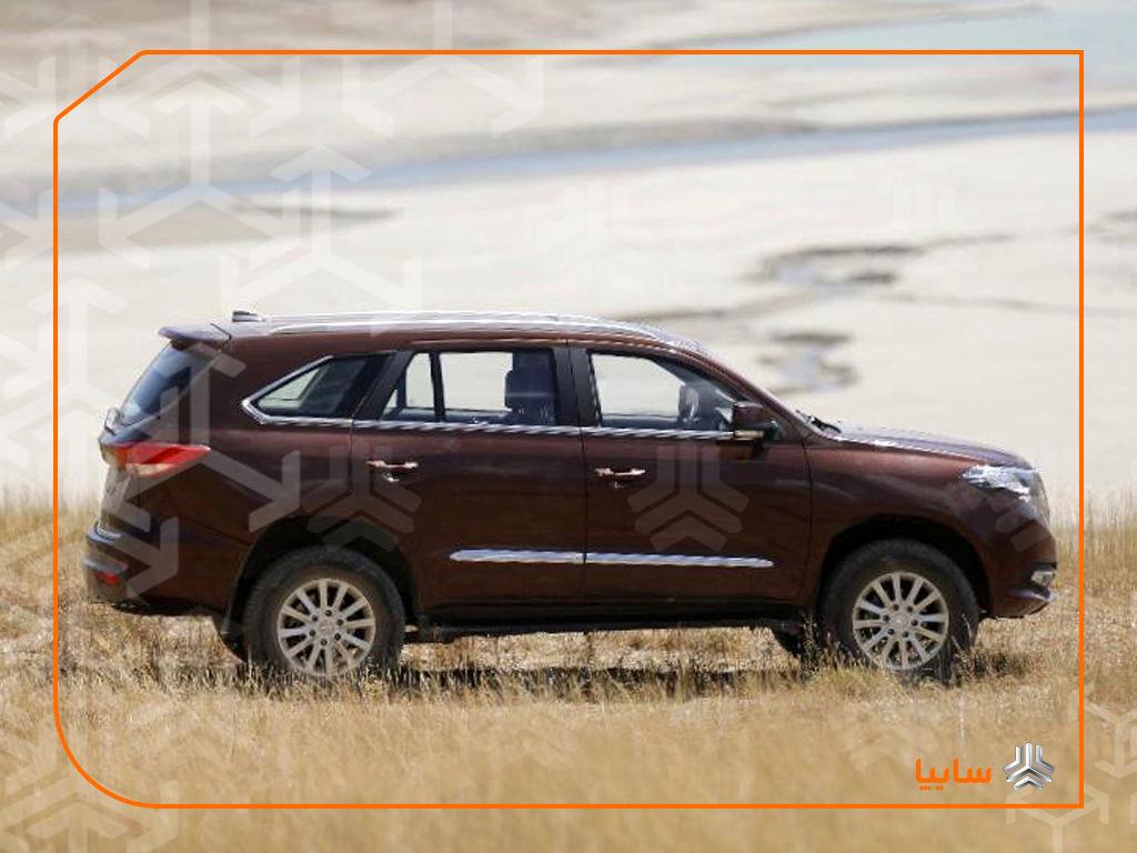آغاز پروژه تولید نخستین خودرو شاسیبلند آفرودی در گروه سایپا