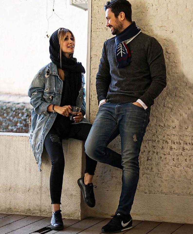 سوتی 18+ شاهرخ استخری و همسرش در لایو + فیلم لورفته