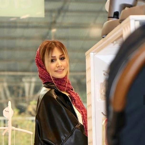 ارایش غلیظ همسر شاهرخ استخری فضای مجازی را منفجر کرد + عکس جنجالی