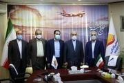 اعضای جدید هیات مدیره شرکت هواپیمایی کیش معرفی شدند