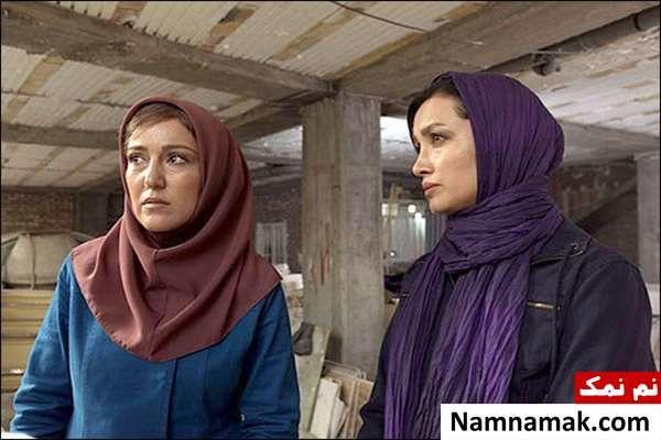 روناک یونسی و پانته آ بهرام در فیلم روز روشن
