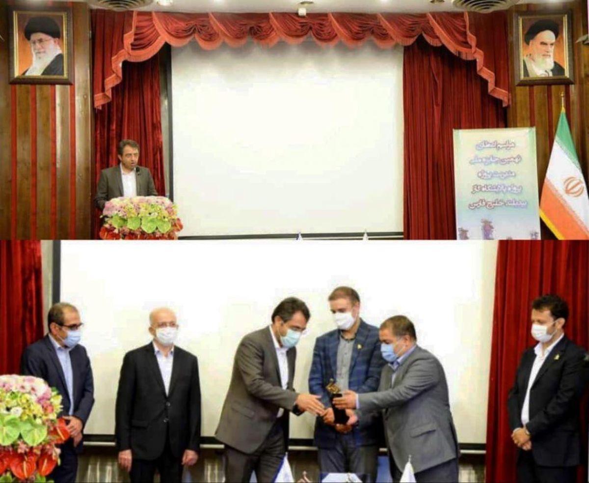 کلکسیون افتخارات تکمیل شد: بیدبلند خلیج فارس پروژه برتر ایران شد