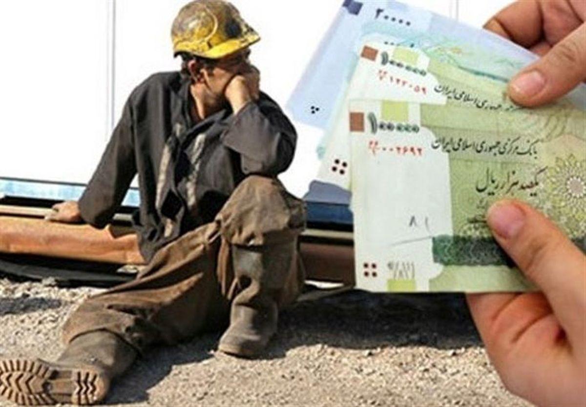 حداقل حقوق کارگران ایرانی در سال 99 چند دلار می شود ؟ + عکس