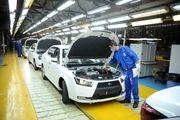 تامین قطعات ۶۳۰ هزار دستگاه خودرو با تعمیق داخلیسازی