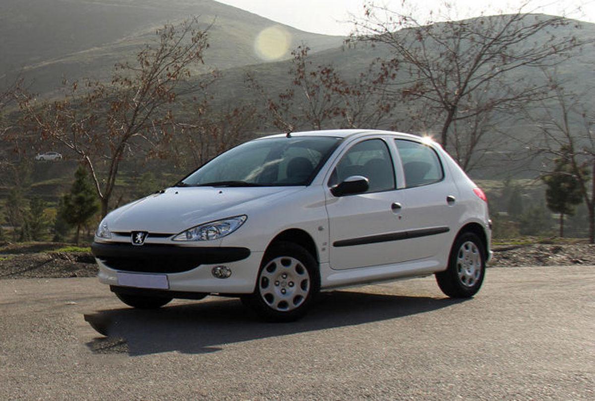 هشدار به متقاضیان پژو 206 در فروش فوق العاده ایران خودرو