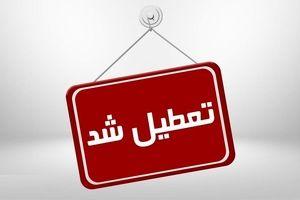 مدارس تهران  چهارم و پنجم اسفند تعطیل شد