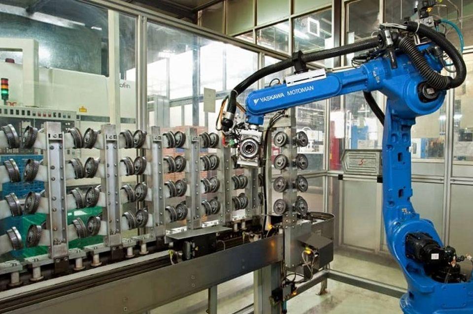 تولید گیربکس خودروهای برقی و هیبرید در دستور کار
