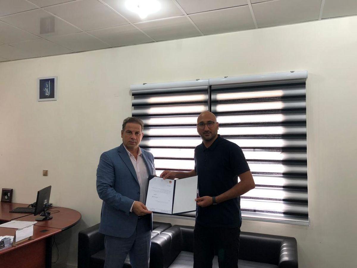 انتصاب بازرس ویژه مدیریت ورزش و جوانان منطقه آزاد قشم در امور نجات غریق و غواصی
