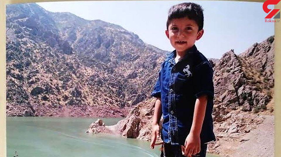 سلاخی فجیع پسر 5 ساله کرمانشاهی توسط نامادری اش + عکس تکان دهنده
