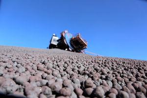 تولید بیش از 3 میلیون تن گندله در فولاد سنگان