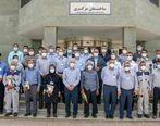 با تلاش کارکنان فجر برق نیمی از کسری برق استان خوزستان تامین می شود