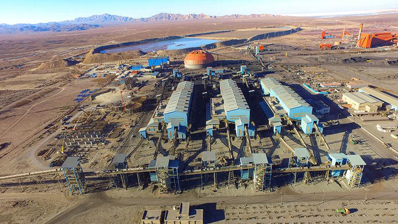 عبور تولید کنسانتره آهن شرکت های بزرگ از مرز 46 میلیون تن