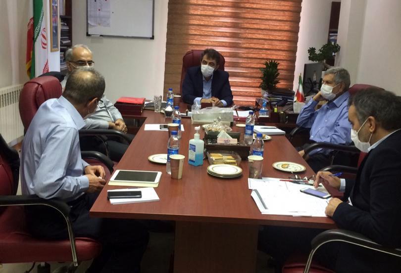برگزاری نخستین جلسه اعضای هیئت مدیره شرکت پالایش گاز بیدبلند خلیج فارس در سال جدید
