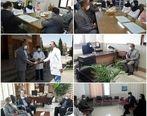 قدردانی شرکت فولاد مبارکه از کادر بهداشت و درمان شهرستانهای لنجان و مبارکه