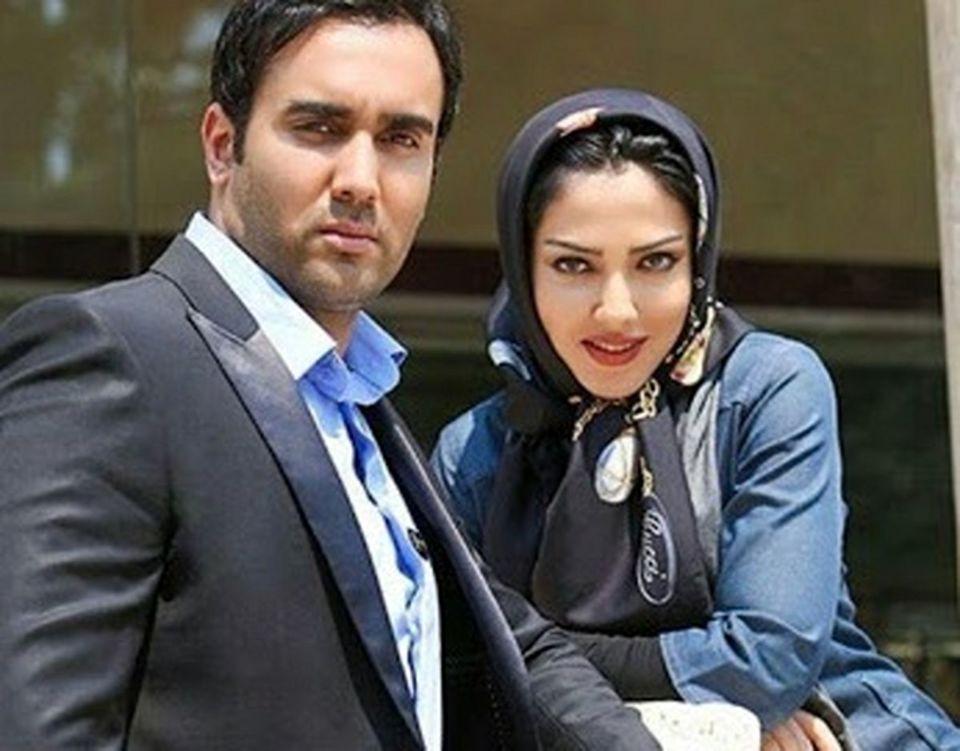 مراسم عروسی پوریا پورسرخ  + عکس همسر بازیگرش