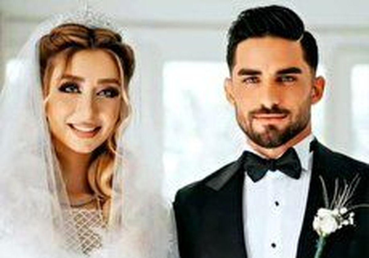 عکس های لورفته از مراسم ازدواج میلاد محمدی + تصاویر و بیوگرافی