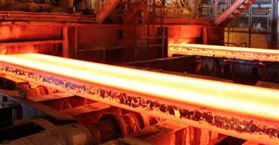 تولید اسلب گازترش از 2 میلیون تن گذشت